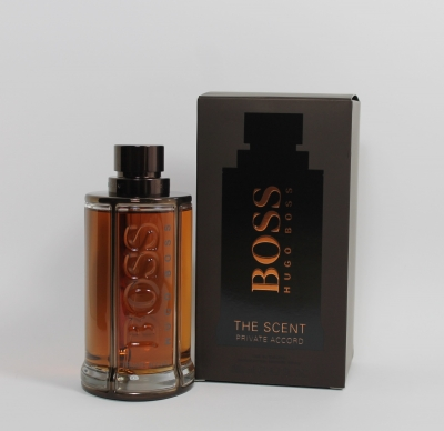 Boss The Scent Privat Accord 200 ml