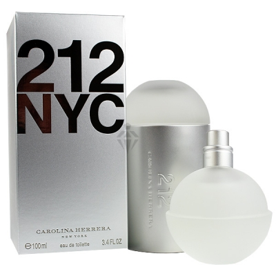 Carolina Herrera 212 woman 100ml EdT Spray