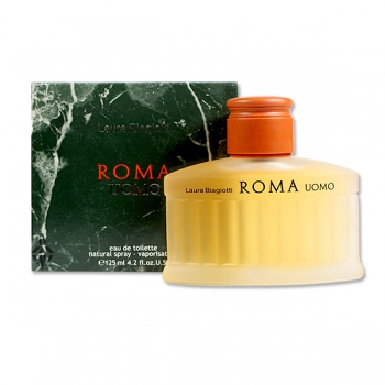 Laura Biagiotti Roma uomo 125ml EdT Spray